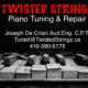 Twisted Stringz Piano Tuning & Repairs