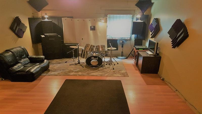 Groove Room Drummer Rehearsal Studios Toronto
