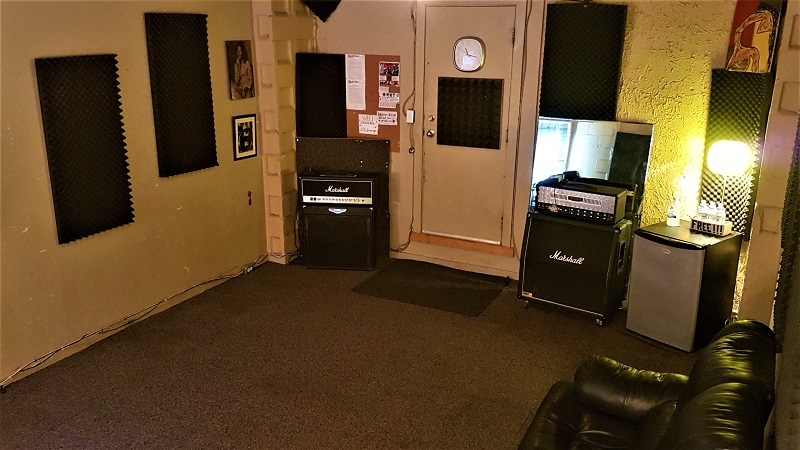 Groove Room Solo Music Rehearsal Spaces Toronto