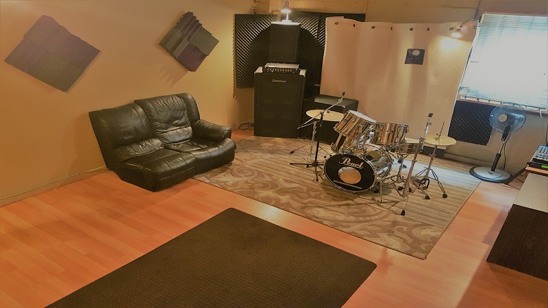 Groove Room Singer Vocalist Rehearsal Rooms Toronto