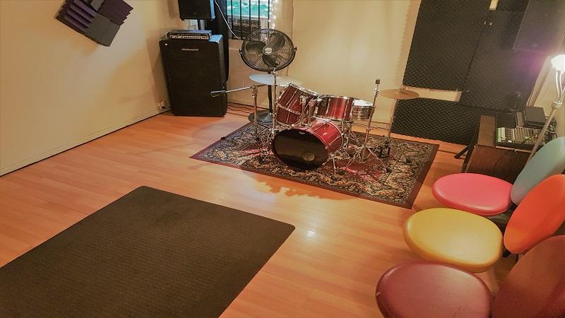 Groove Room Toronto Solo Studio
