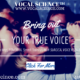 Vocal Science - Pro Vocal/Speech Training & Voice Rehabilitation!