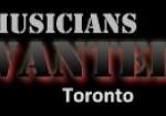 Musicians Wanted Toronto Blog Image
